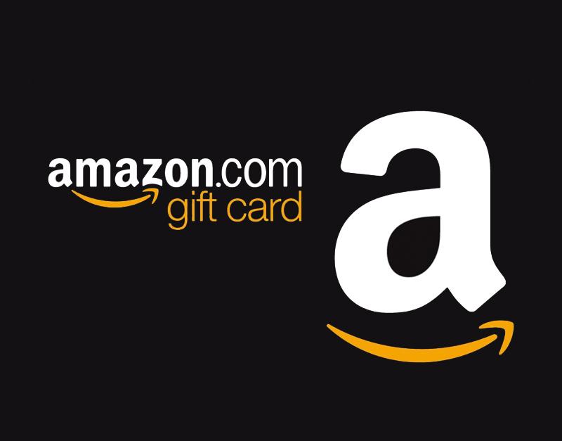 Amazon Gift Card, We Game All Night, wegameallnight.com