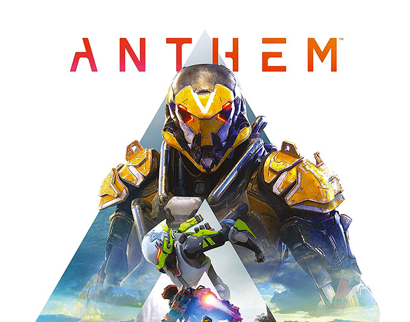 Anthem (Xbox One), We Game All Night, wegameallnight.com