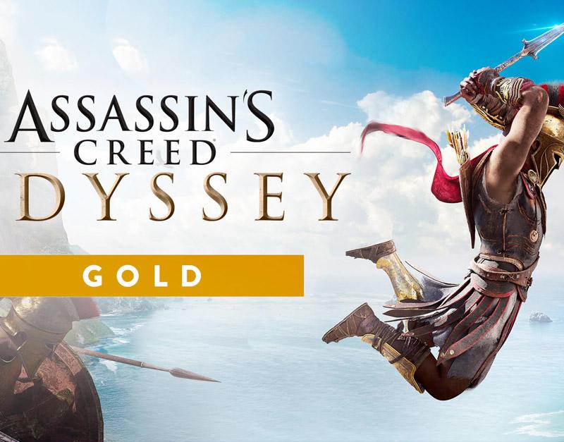 Assassin's Creed Odyssey - Gold Edition (Xbox One), We Game All Night, wegameallnight.com