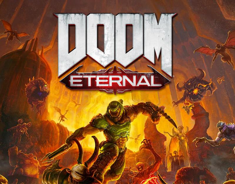 DOOM Eternal Standard Edition (Xbox One), We Game All Night, wegameallnight.com