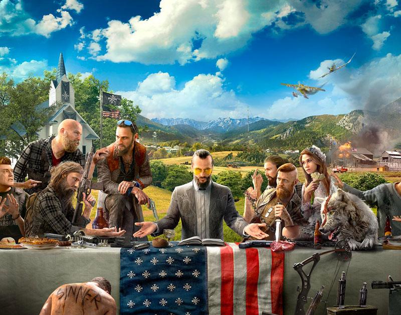 Far Cry 5 - Gold Edition (Xbox One), We Game All Night, wegameallnight.com