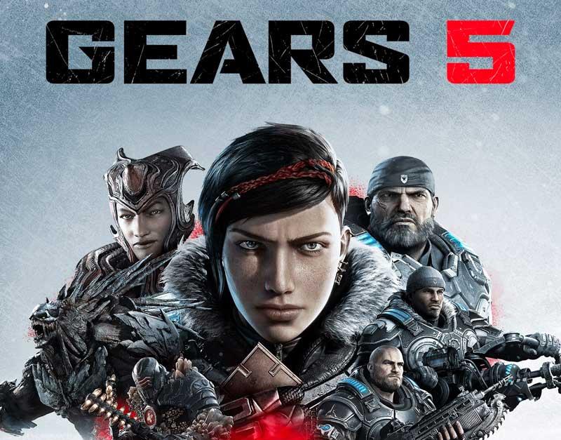 Gears 5 (Xbox One), We Game All Night, wegameallnight.com