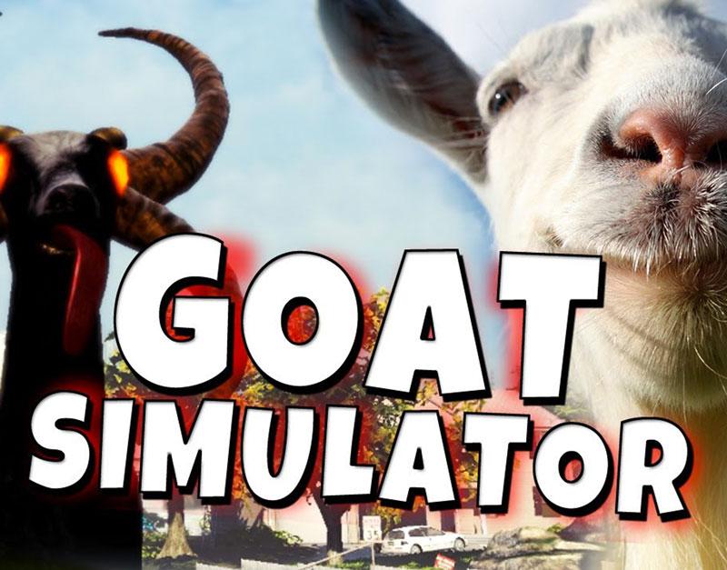 Goat Simulator (Xbox One), We Game All Night, wegameallnight.com