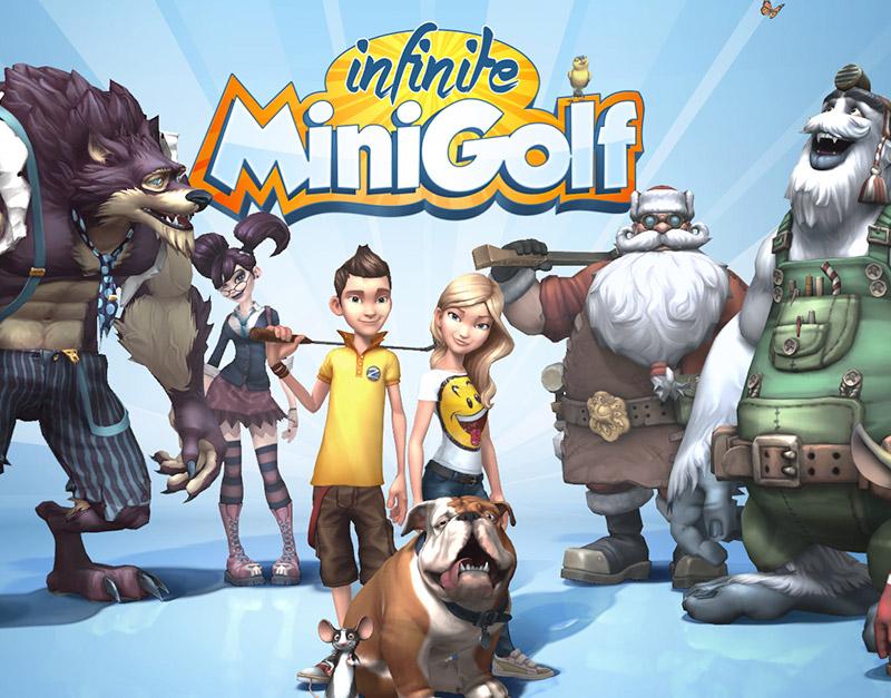 Infinite Minigolf (Xbox One), We Game All Night, wegameallnight.com