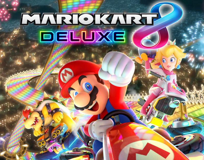 Mario Kart 8 Deluxe (Nintendo), We Game All Night, wegameallnight.com