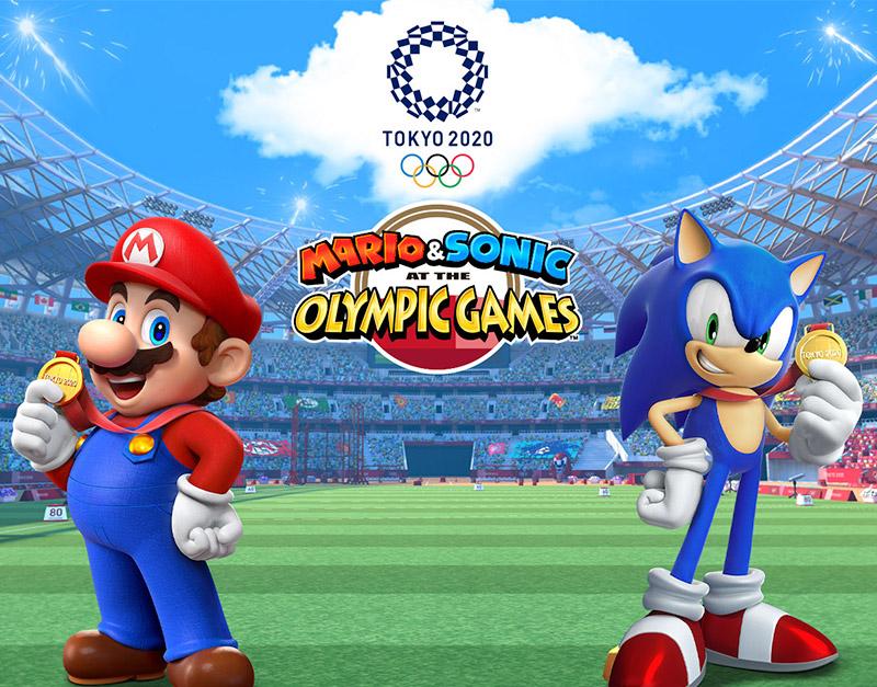 Mario & Sonic Tokyo 2020 (Nintendo), We Game All Night, wegameallnight.com