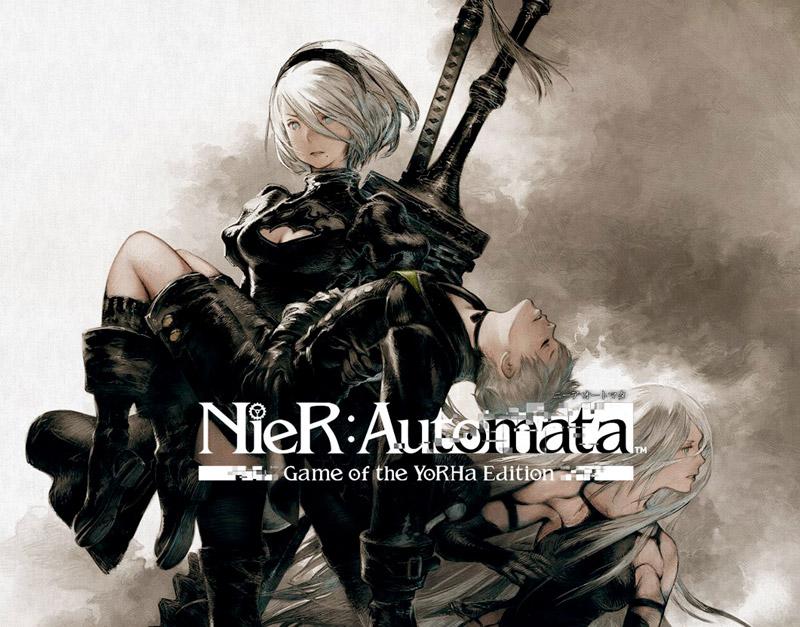 NieR:Automata Become As Gods Edition (Xbox One), We Game All Night, wegameallnight.com