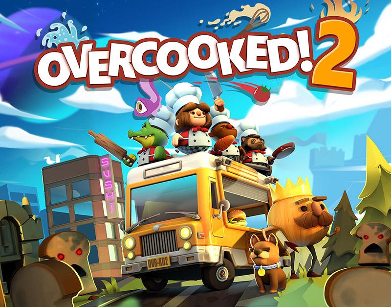 Overcooked! 2 (Nintendo), We Game All Night, wegameallnight.com