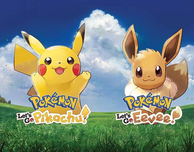 Pokemon Let's Go Eevee! (Nintendo), We Game All Night, wegameallnight.com