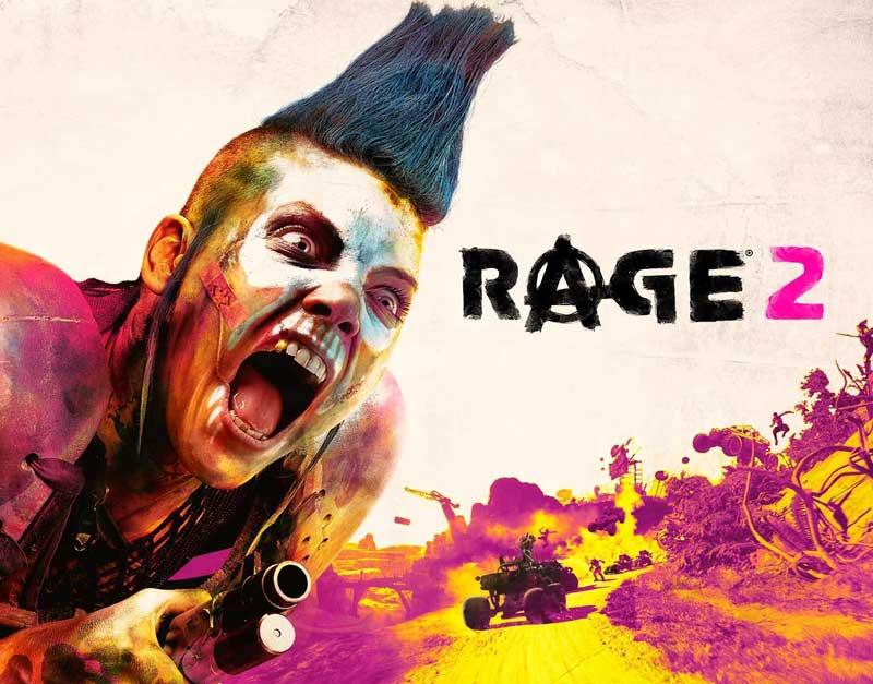 Rage 2 (Xbox One), We Game All Night, wegameallnight.com