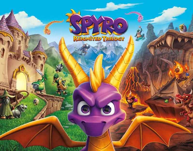 Spyro Reignited Trilogy (Xbox One), We Game All Night, wegameallnight.com