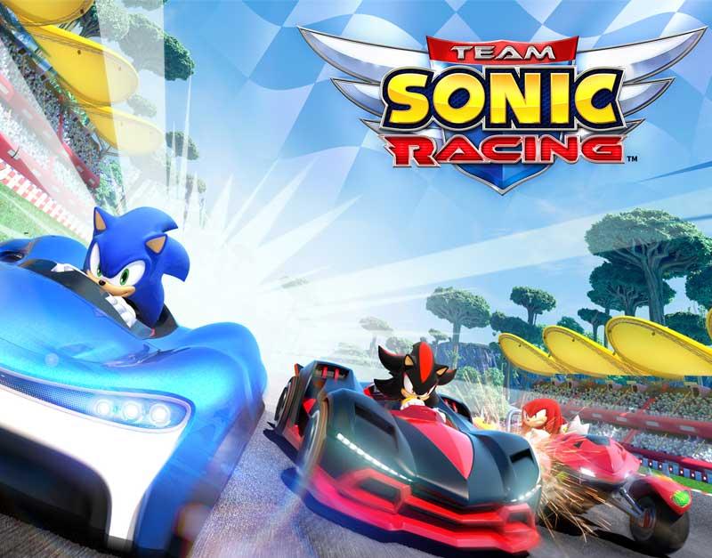 Team Sonic Racing™ (Xbox Game EU), We Game All Night, wegameallnight.com