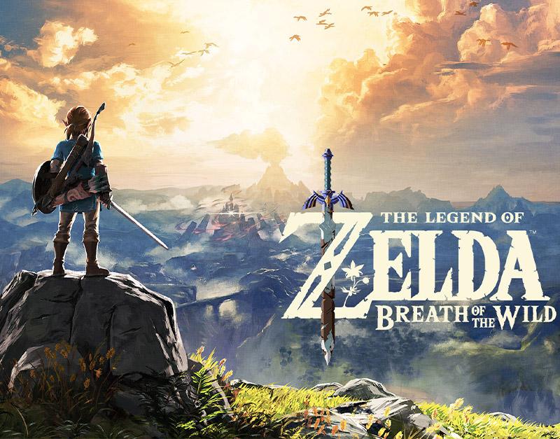 The Legend of Zelda: Breath of the Wild (Nintendo), We Game All Night, wegameallnight.com